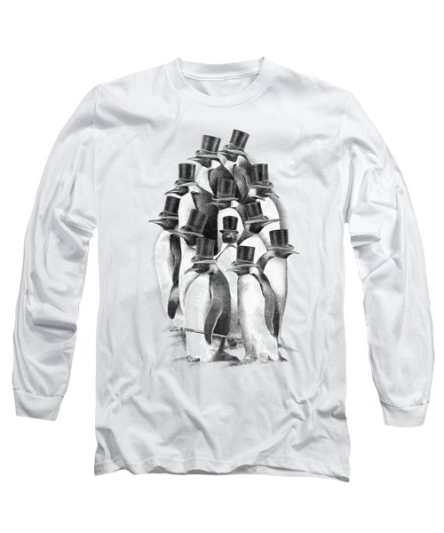 Penguin Party Long Sleeve T-Shirt