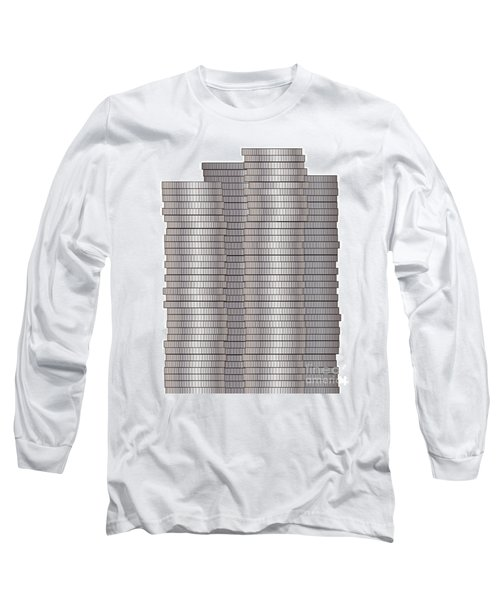 Pieces Of Silver Long Sleeve T-Shirt