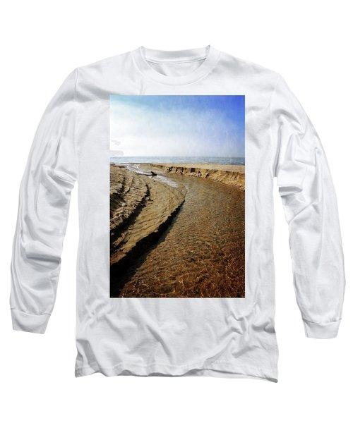 Pier Cove Creek 3.0 Long Sleeve T-Shirt