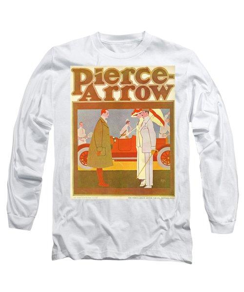 Pierce-arrow Advertisement Long Sleeve T-Shirt