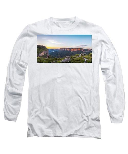 Pierces Dawn Long Sleeve T-Shirt
