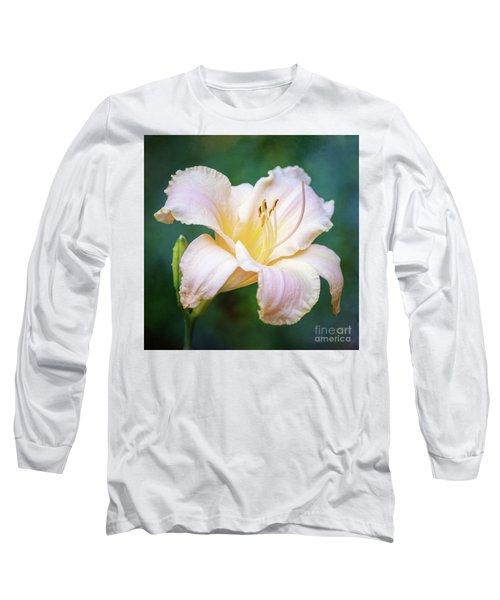Portrait Of The Queen Of The Garden Long Sleeve T-Shirt