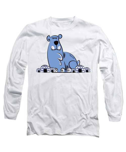 Polar King Long Sleeve T-Shirt