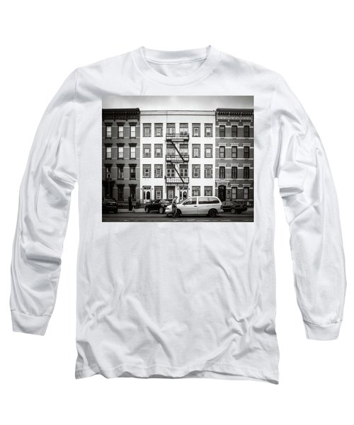 quick delivery BW Long Sleeve T-Shirt
