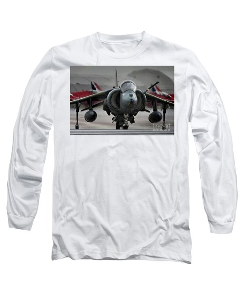 Raf Harrier C1 Long Sleeve T-Shirt