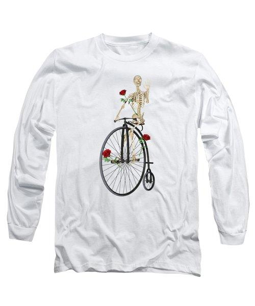 Rambling Rose Stroll Long Sleeve T-Shirt