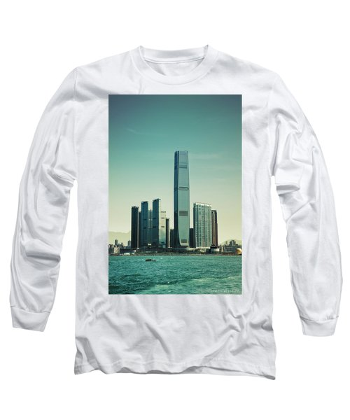 Ramparts Of Commerce Long Sleeve T-Shirt