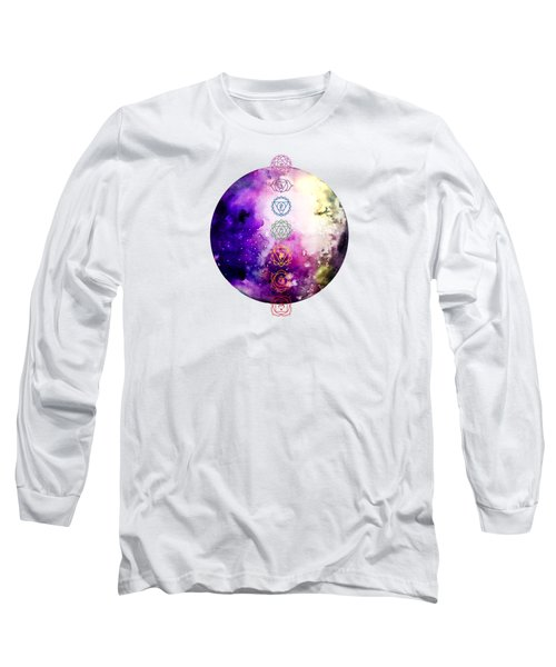 Reach Out To The Stars Long Sleeve T-Shirt