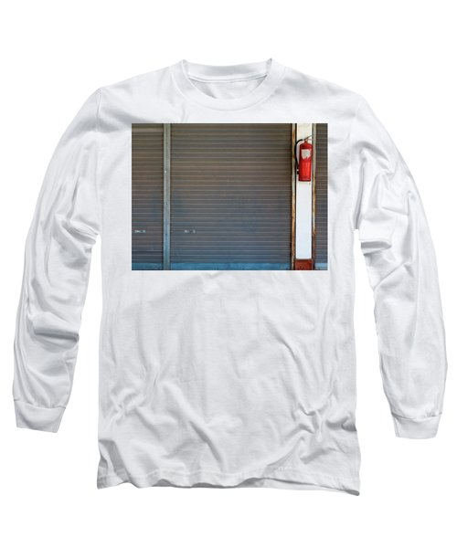 Ready For Any Emergency Long Sleeve T-Shirt