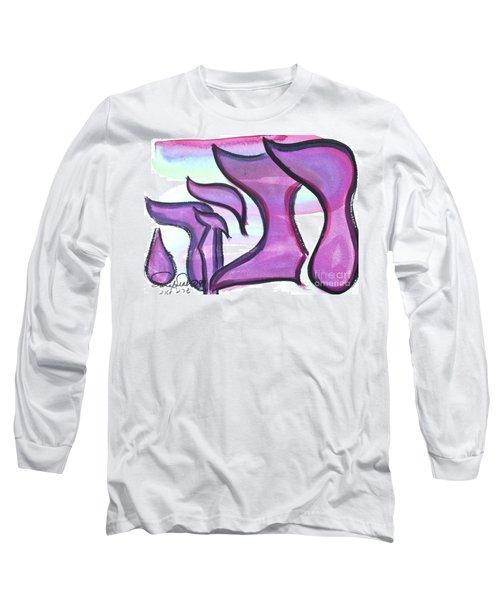 Rebeca Nf1-90 Long Sleeve T-Shirt