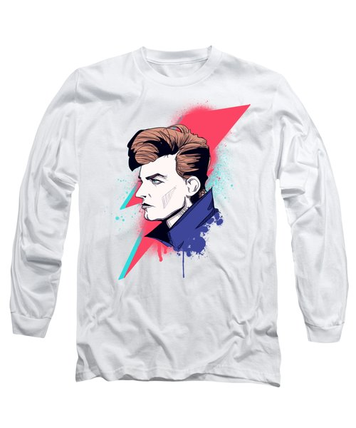 Rebel, Rebel Long Sleeve T-Shirt