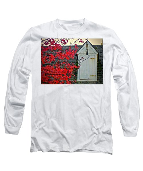Red... Long Sleeve T-Shirt