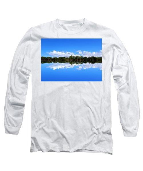 Reflective Lake Patricia Long Sleeve T-Shirt