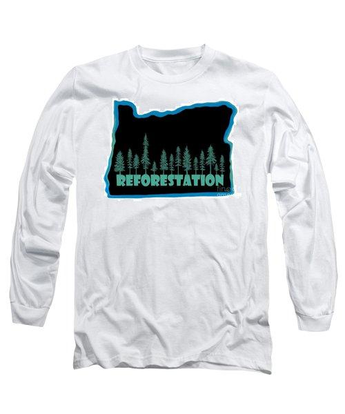 Reforestation Long Sleeve T-Shirt