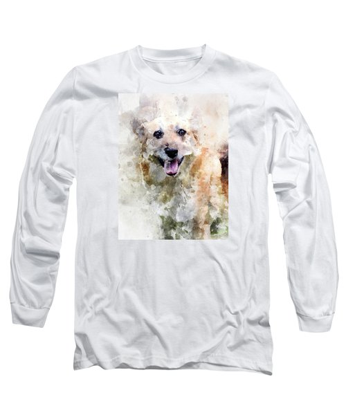 Remember The Four-legged Smile Long Sleeve T-Shirt