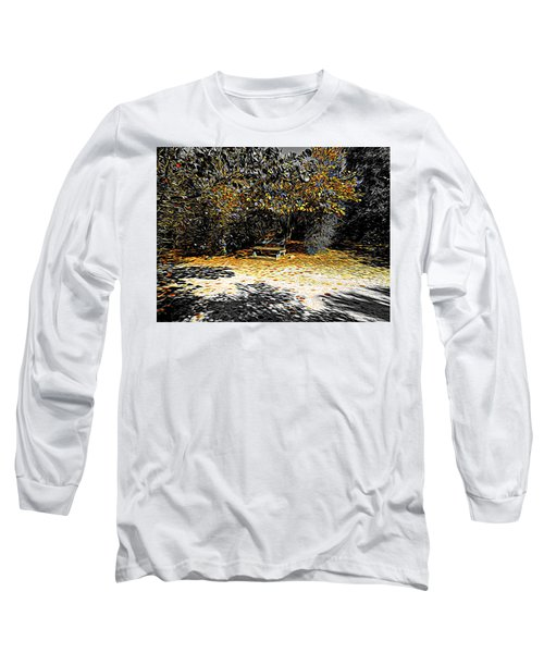 Resting Reflections Long Sleeve T-Shirt