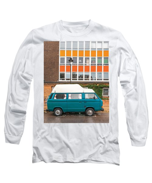 Retro Vibes Long Sleeve T-Shirt