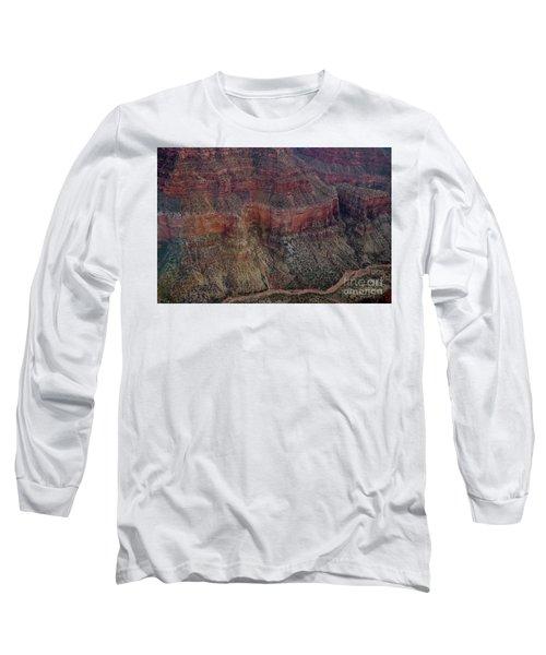 Ridge Lines Long Sleeve T-Shirt