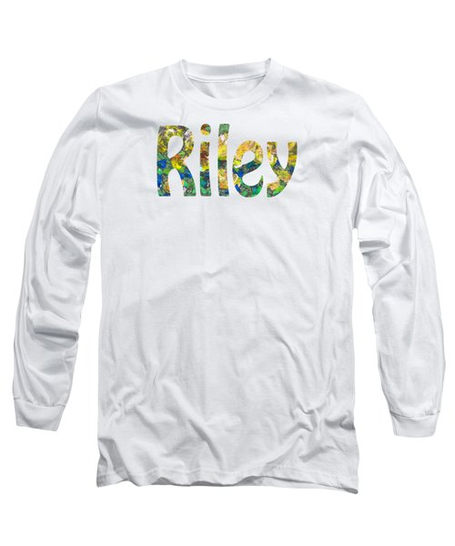 Riley Long Sleeve T-Shirt