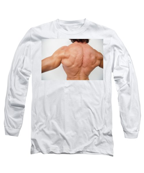 Ripped Long Sleeve T-Shirt