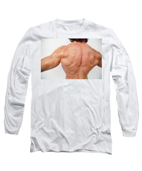 Ripped Long Sleeve T-Shirt