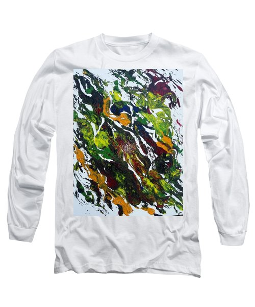 Rivers And Valleys Long Sleeve T-Shirt