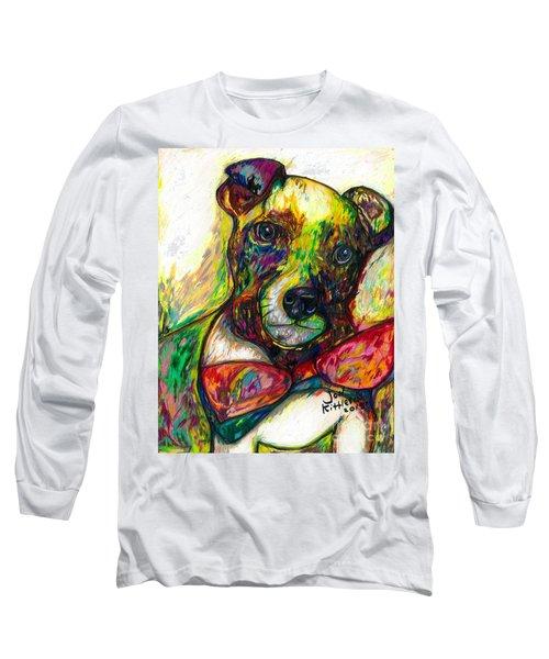 Rocket The Dog Long Sleeve T-Shirt