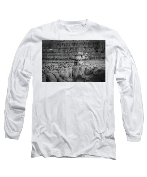Rocky Desert Formation Long Sleeve T-Shirt