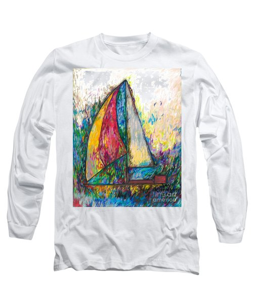 Rough Sailing Long Sleeve T-Shirt