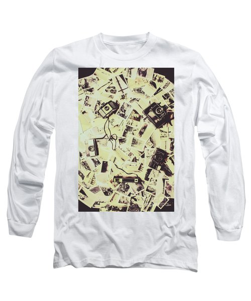 Round Trips Long Sleeve T-Shirt