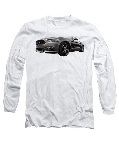 S550 Mustang Long Sleeve T-Shirt