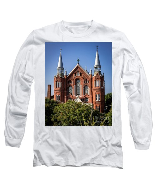 Sacred Heart Cultural Center - Augusta Ga Long Sleeve T-Shirt
