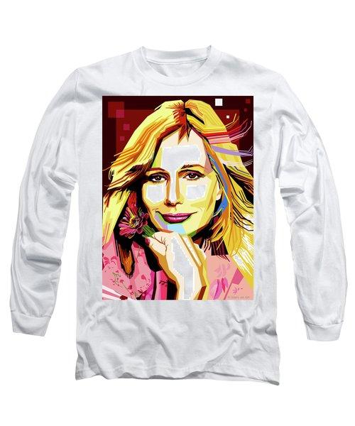 Sally Kellerman Long Sleeve T-Shirt