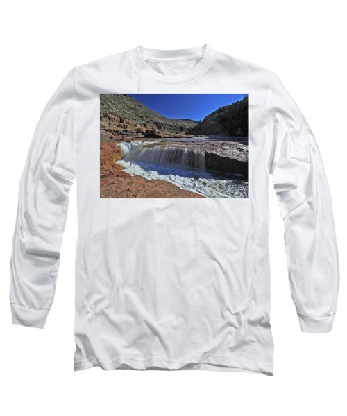 Salt Falls Long Sleeve T-Shirt