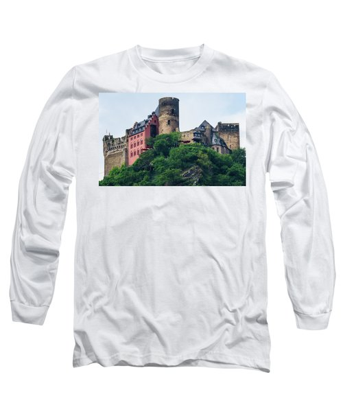 Schonburg Castle Long Sleeve T-Shirt
