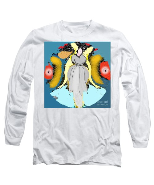 Seeing Angels Long Sleeve T-Shirt