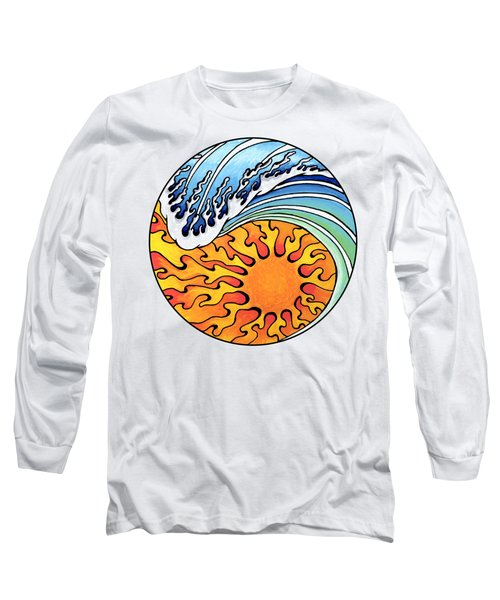 Seeking Balance Long Sleeve T-Shirt