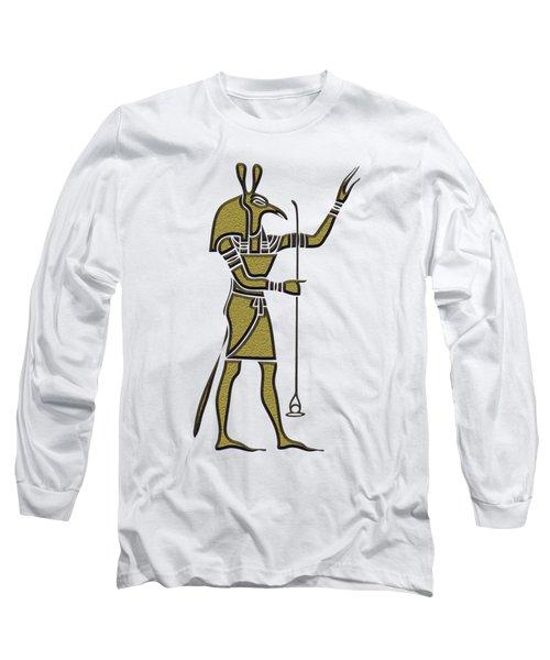Set - God Of Ancient Egypt Long Sleeve T-Shirt