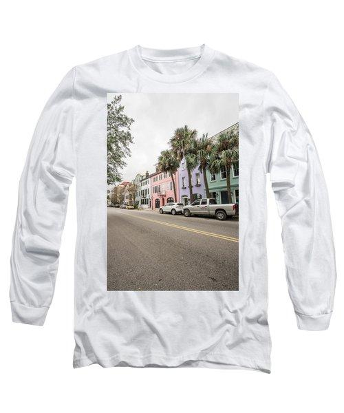 Shades Of The Rainbow Long Sleeve T-Shirt