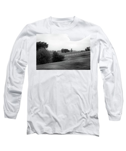 Shaker Field Long Sleeve T-Shirt