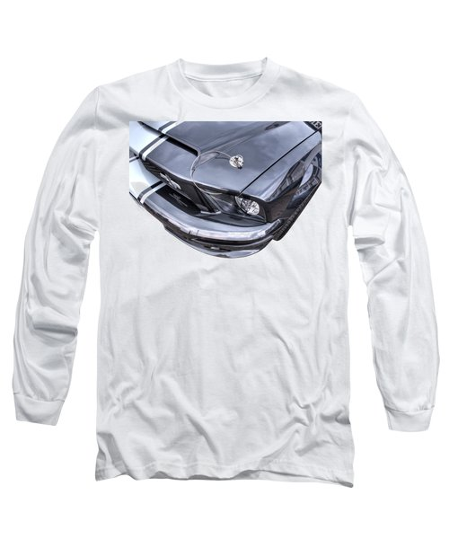 Shelby Super Snake At The Ace Cafe London Long Sleeve T-Shirt
