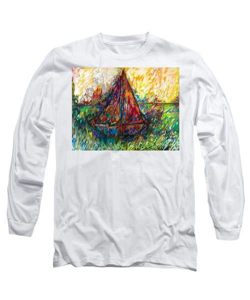 Ship In Color Long Sleeve T-Shirt
