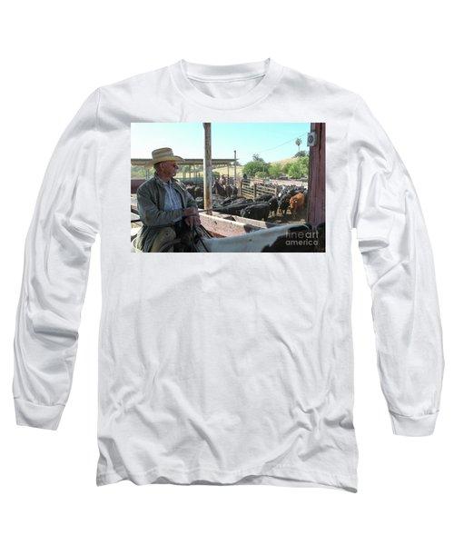 Skip Long Sleeve T-Shirt
