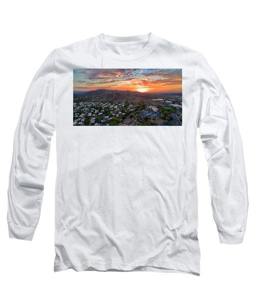 Sky Art Long Sleeve T-Shirt