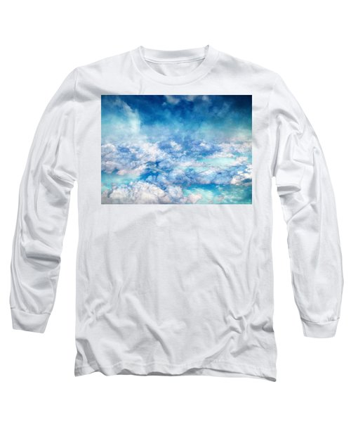 Sky Moods - A View From Above Long Sleeve T-Shirt