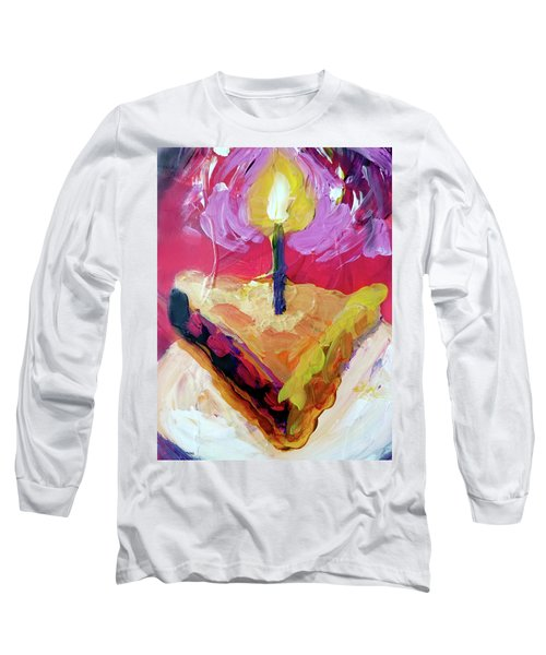 Slice Of Pie Long Sleeve T-Shirt