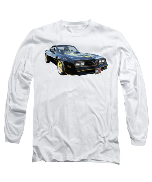 Smokey And The Bandit Trans Am Long Sleeve T-Shirt
