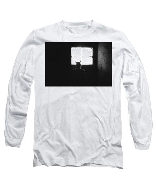 Smoking Lounge Long Sleeve T-Shirt