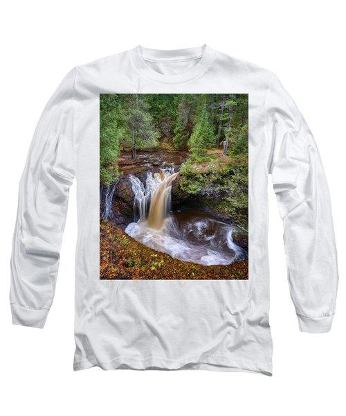 Snake Pit Falls Long Sleeve T-Shirt