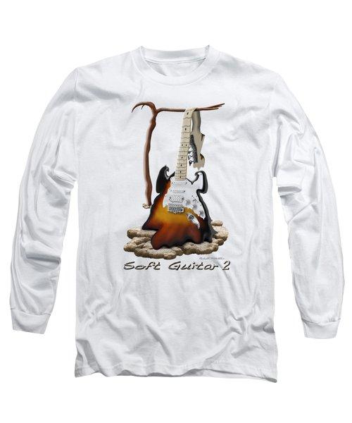 Soft Guitar 2 Long Sleeve T-Shirt